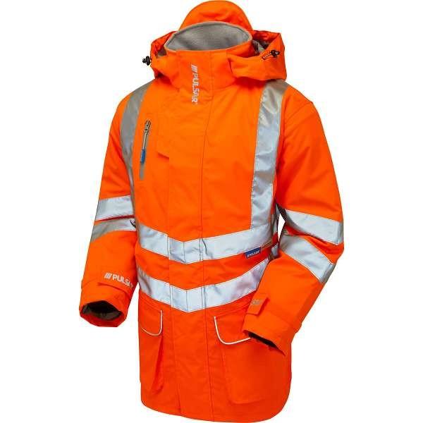 PULSAR Rail Spec Unlined Storm Coat (PR499)