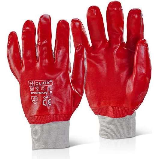 Fully Coated Pvc Gloves