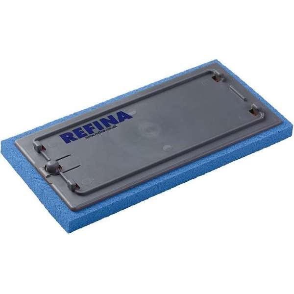 """Refina 11"""" Clikclak Replacement Sponge [Dense - Blue]"""