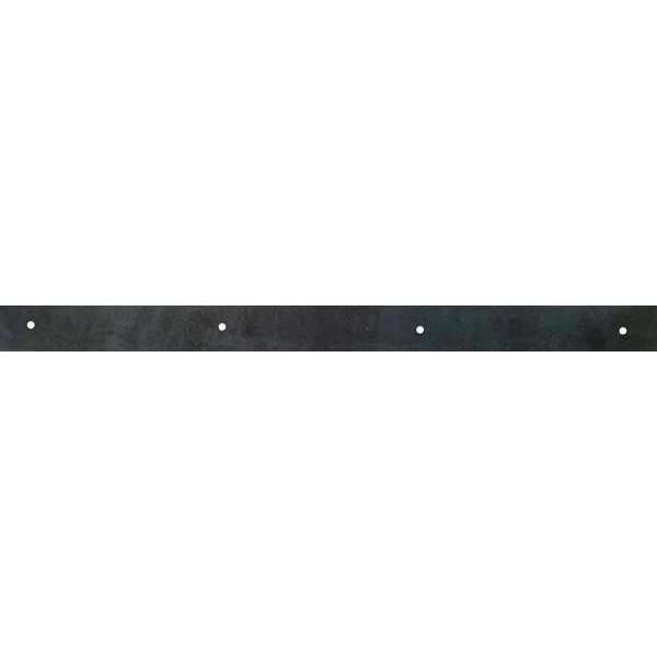 "Refina 24"" Replacement Squeegee Blades [Rubber - Black]"