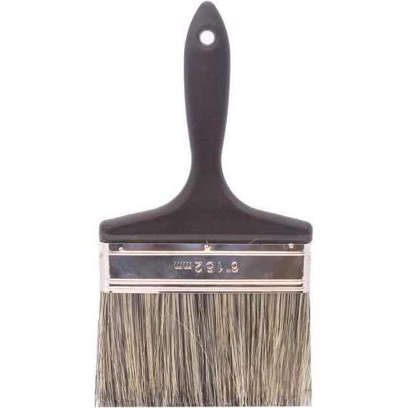 """Refina 6"""" Water Brush - Plastic Handle"""