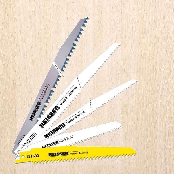 Reisser Sabre Blades For Wood (Pack 5Pcs) S644D Blade