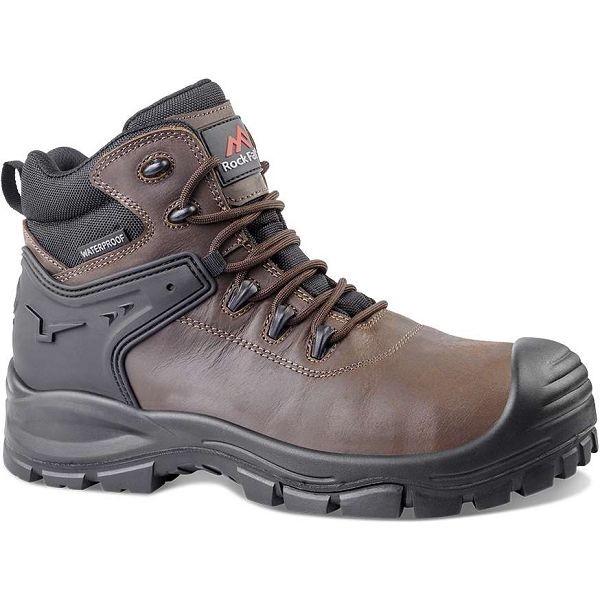 Rock Fall Herd Non Metallic Waterproof Safety Boots