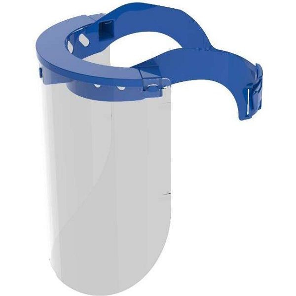 Royal Blue Face Shields (Non PPE)