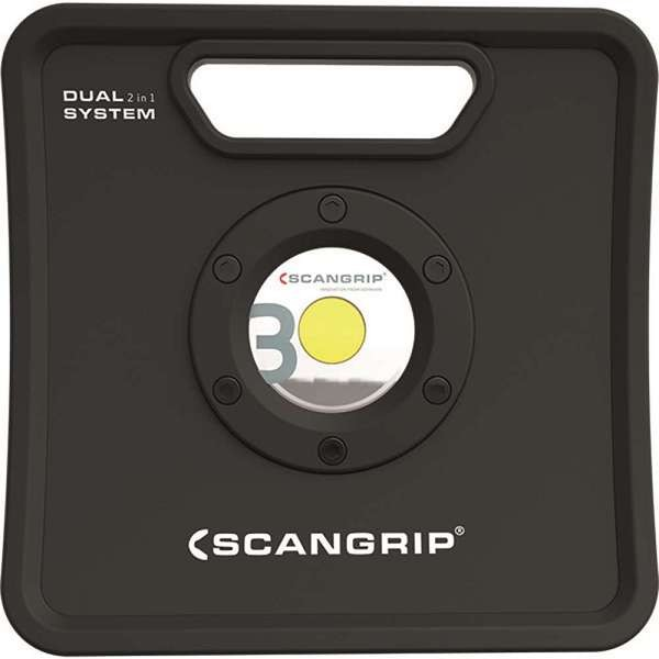 Scangrip Nova 3K C+R Cod Led Work Light