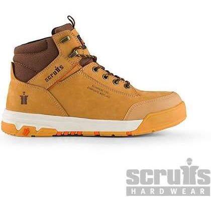 Scruffs Switchback 3 Tan Safety Boots