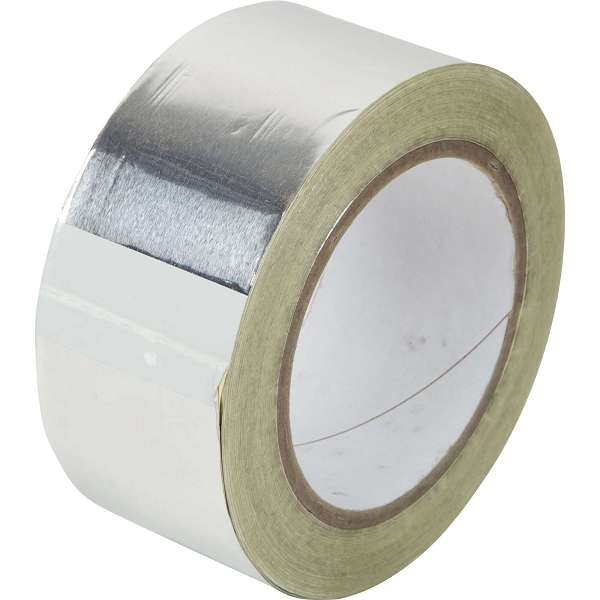 75mm Aluminium Foil Tape 75ft