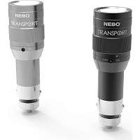 Nebo Transport High Power 125 Lumen Led Rechargeable Flashlight