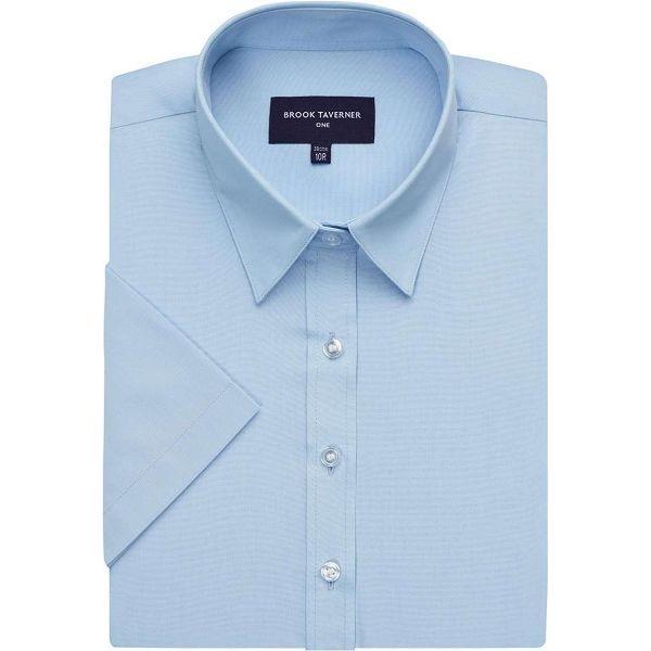 Brook Taverner EOS Short Sleeve Blouse
