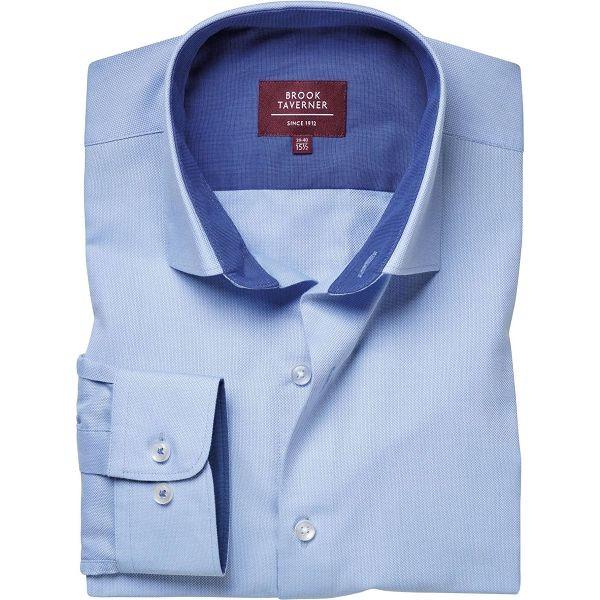 Brook Taverner Tofino Long Sleeve Oxford Shirt