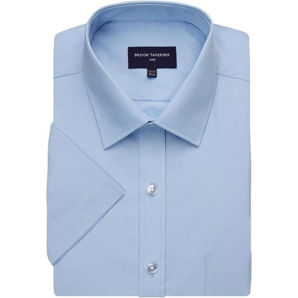 Brook Taverner Vesta One Collection Short Sleeve Shirt