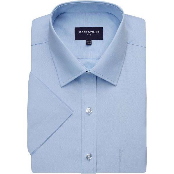 Brook Taverner Vesta Short Sleeve Shirt