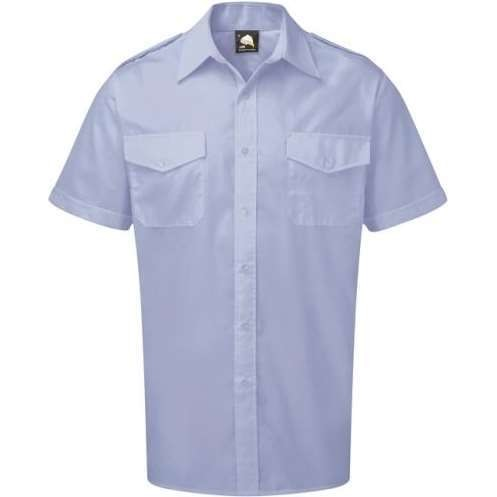 Essential Short Sleeve Pilot Shirt