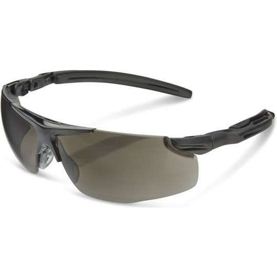Anti-Fog Temple Spectacles (Ergo) Smoke