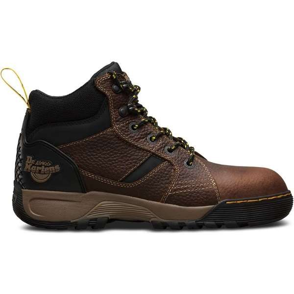 Dr Martens Grapple ST Teak Safety Boots
