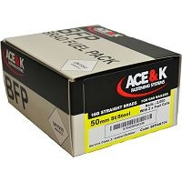 ACE & K STAINLESS STEEL STRAIGHT 16G 2nd Fix Nails + 2 Gas Cells fits IM65