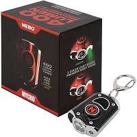 NEBO MYCRO 400 Lumens Rechargeable Boxed Keyring