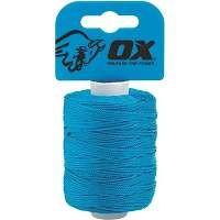 Ox Pro 105M Cyan Nylon Brickline