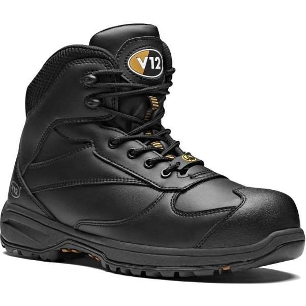 V12 Octane IGS Metal Free Safety Boots