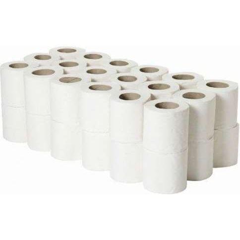 White Toilet Roll 2 Ply (36 PK)