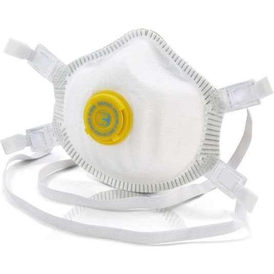 B-Brand FFP3 Premium P3V Masks (Box 5)