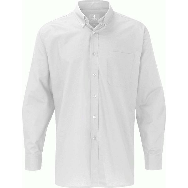 Classic Oxford Cotton Long Sleeve Shirt
