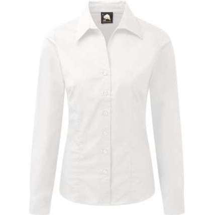 Edinburgh Premium Long Sleeve Blouse