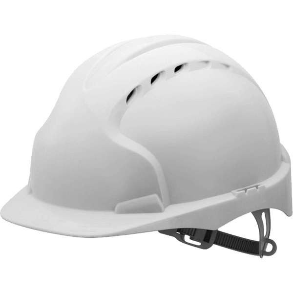 JSP Evo2 Safety Helmet With Slip Ratchet - Vented