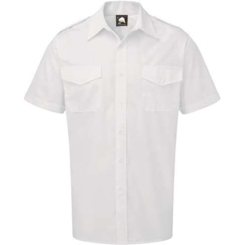 Orn Essential Short Sleeve Pilot Shirt