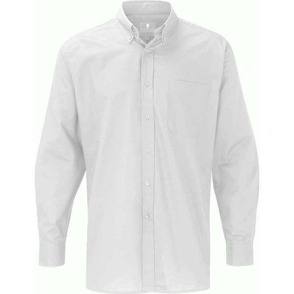 Oxford Cotton Long Sleeve Shirt