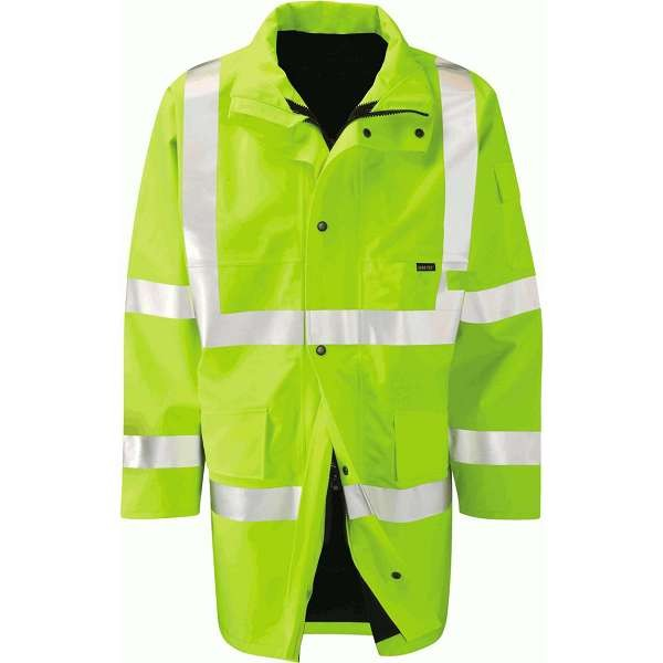 Hi Vis Amazon Gore-Tex Jacket