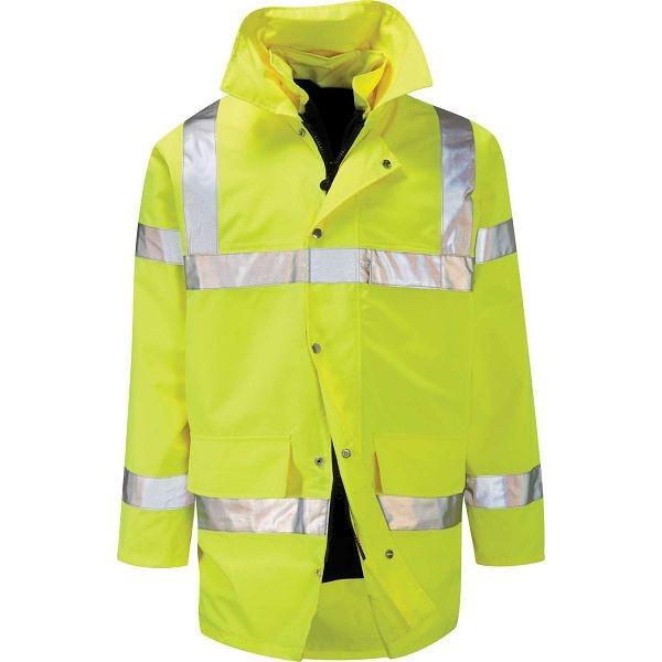 Hi Vis Bedivere 4 In 1 Jacket