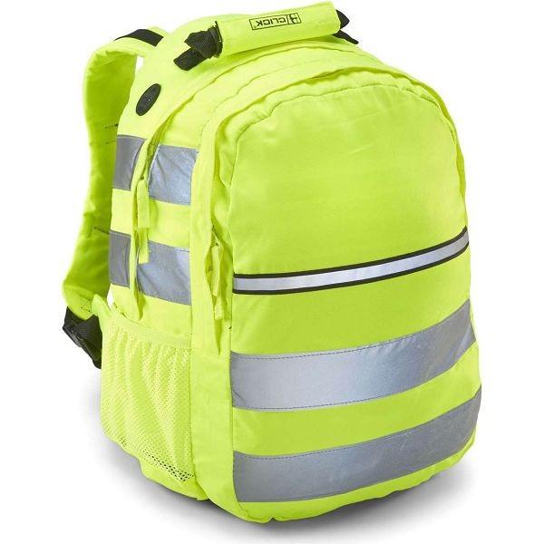 Hi Vis Yellow Rucksack (23ltr)