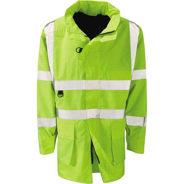 Hydra Flame Hi Vis Etna EN471 FR Anti Static Jacket