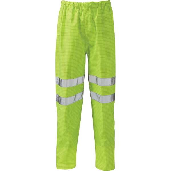 Hydra Flame Hi Vis Hydra Matrix Fuji EN471 FR Anti Static Over Trousers
