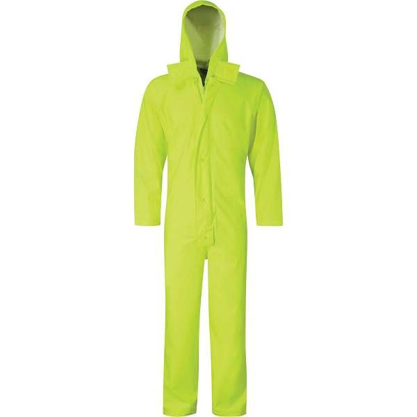Hydra-Flex Yellow Waterproof Coverall (Cedar)