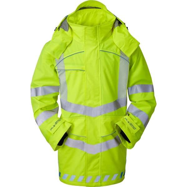 Pulsar Evolution Hi Vis 3 Layer Storm Coat (EVO100)