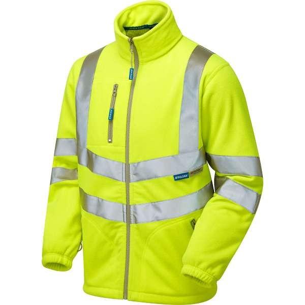 Pulsar Hi Vis Interactive Lined Fleece Jacket