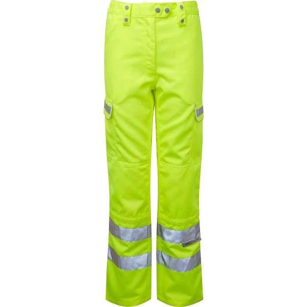 Pulsar Hi Vis Ladies Combat Trousers (P346LDS)