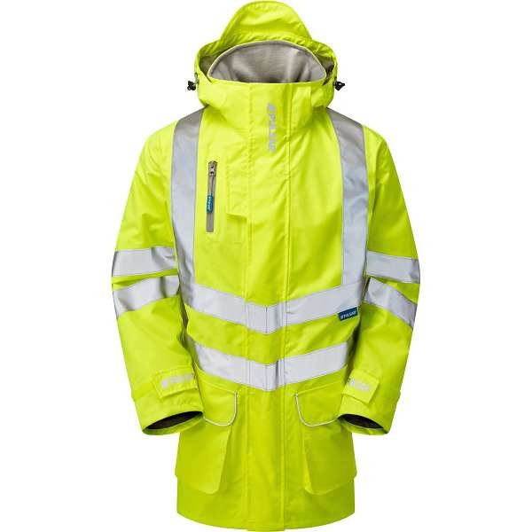 Pulsar Hi Vis Unlined Storm Coat (P421)