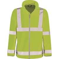 Hi Vis Marauder Yellow Softshell Jacket